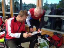 Roy og Tore analyserer veivalg